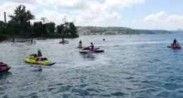 Beykoz'da su sporları festivali