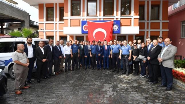 Çengelköy Polis Merkezi, hainlere en büyük direnişi gösteren onur noktası