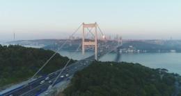 FSM Köprüsü'nde yoğunluk azaldı