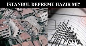 İstanbul için 7.4'lük deprem uyarısı!