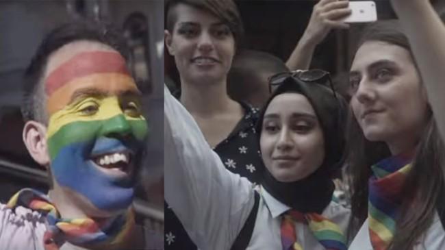 Milleti kucaklayacağız diyen CHP, lezbiyen, gey, biseksüel ve transgender'leri kucakladı!