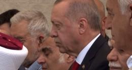 Başkan Erdoğan, Emin Işık'ın cenazesinde