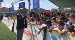 Arnavutköy Belediyesi Yaz Spor Okulları'nda coşkulu kapanış