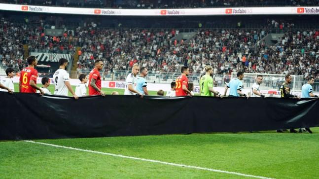 Beşiktaş, Emine Bulut'u unutmadı