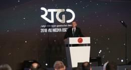 """Erdoğan, """"Her türlü riski göze alan mesleğine aşık gazetecilerimiz var"""""""