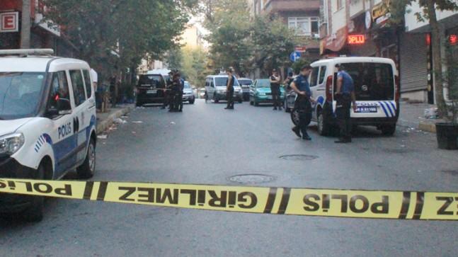 Gaziosmanpaşa'da silahlı yaralama