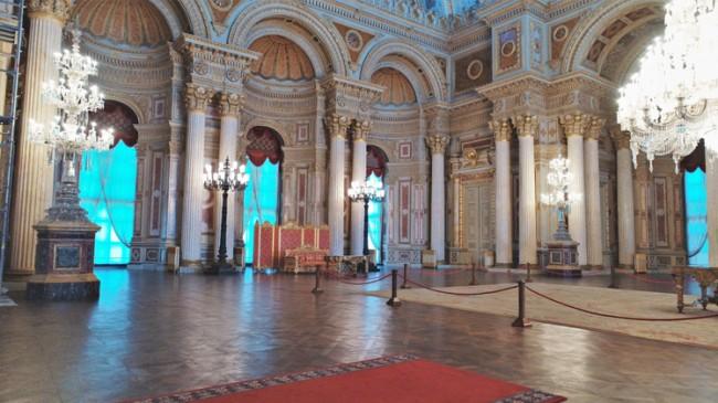 Osmanlı Devleti'nin bayramlaşma salonu