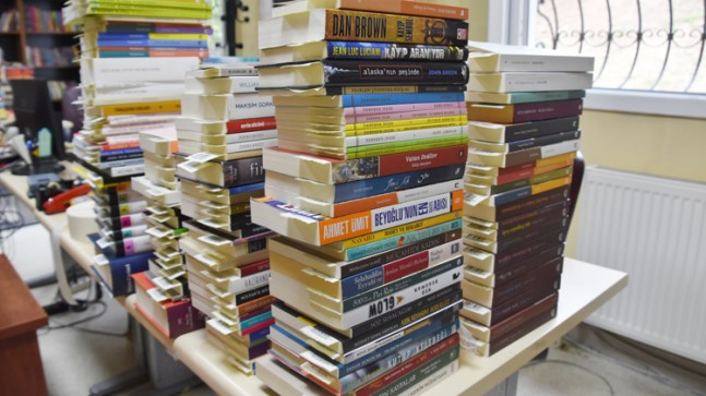 Pendik Belediyesi'nden Anadolu'ya kitap seferberliği