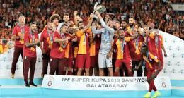 Süper Kupa, Galatasaray müzesinde