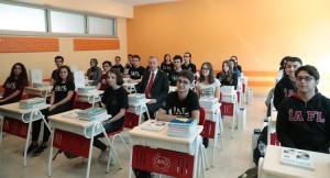 Başkan Erdoğan, yeni eğitim öğretim yılını Kadıköy'den başlattı