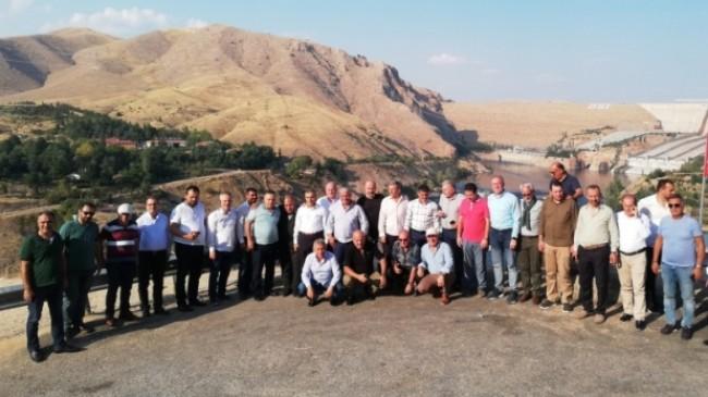İTO Meclis Üyelerinden Erzincan'a gezi