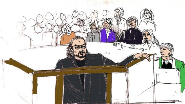 Adan Oktar'ın İstanbul 30. Ağır Ceza Mahkemesindeki yargılanması sürüyor