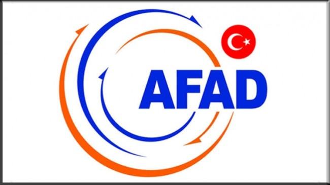 AFAD'dan açıklama geldi