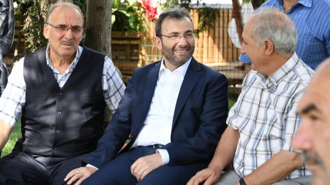 Ahmet Cin, vefalı duruşuyla gönüllere girmeye devam ediyor