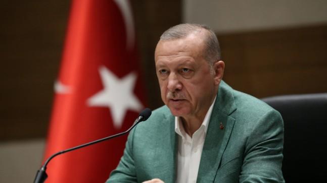 """Başkan Erdoğan, """"FOX TV'yi yalan medya olmaktan çıkarın"""""""