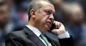 Başkan Erdoğan Validen bilgi aldı