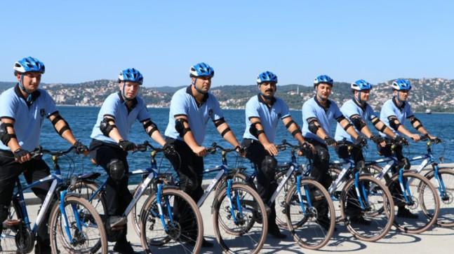 Beykoz Belediyesi bisikletle tasarruf yapmaya kararlı görünüyor