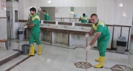 Beykoz Belediyesi'nden camilere temizlik seferberliği