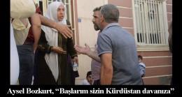 """Bozkurt, """"Diyarbakır'da genç bırakmadınız ya cezaevinde ya toprağın altında"""""""