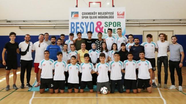 Çekmeköy Belediyesi'nden Beden Eğitimi ve Spor Yüksekokulu kursu