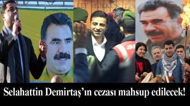 Demirtaş'ın yattığı süre mahsub edilecek!