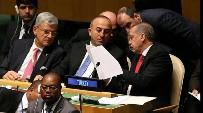 """Erdoğan, """"BM Genel Kurulu Başkanlığına Volkan Bozkır'ı aday gösterdik"""""""