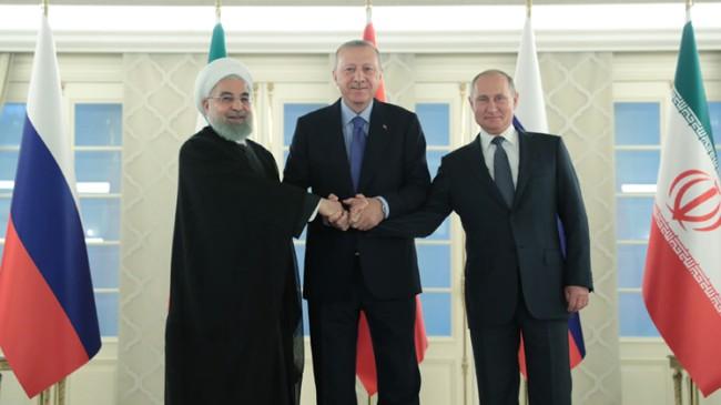 Erdoğan, Putin, Ruhani zirvesi
