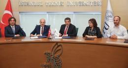 Esenler Belediyesi İTÜ 'İş Birliği Protokolü''nun imzaları atıldı