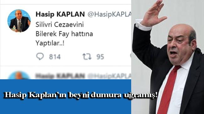 Hasip Kaplan'dan beyinsiz açıklama!