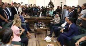 İmamoğlu, Diyarbakır'da kayyumu eleştirdi