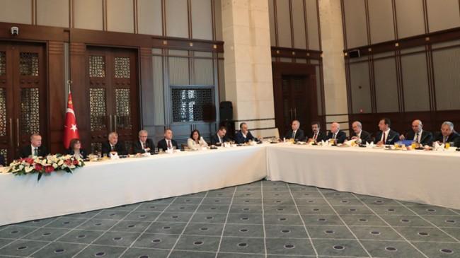 Komisyon kurulması kararlaştırıldı