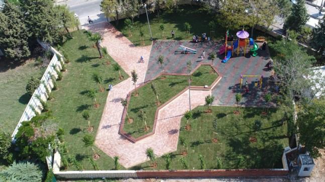 Pendik Belediyesi, Çamçeşme Parkı'nı yeniden hizmete açtı