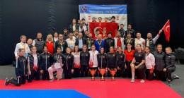 Taekwondocularımız Avrupa ikincisi
