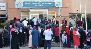 Tuzla Belediyesi Anne Çocuk Eğitim Merkezi'nde yeni dönem kayıtları başladı