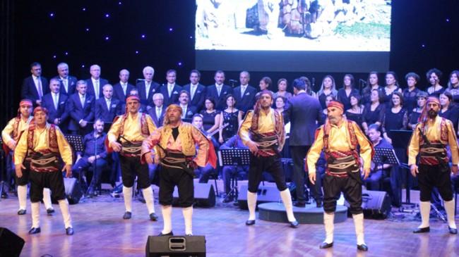 Tuzla Belediyesi Kültür Sanat Sezonu, muhteşem sunumla açıldı