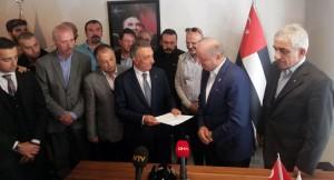 Ahmet Nur Çebi'ye başkanlık yakışır