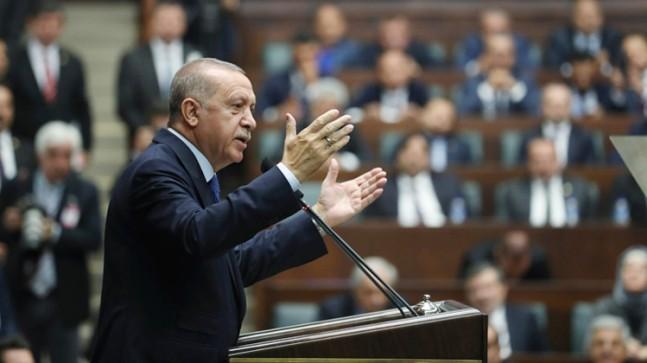 """Başkan Erdoğan, """"Ey Arap Ligi, acaba siz ne kadar Suriyeliyi kabul ettiniz?"""""""