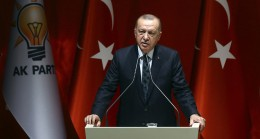 """Başkan Erdoğan, """"Lan bombayı atan sizsiniz, terbiyesiz herifler!"""""""