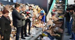 """Başkan Türkmen, """"Çöpten hayır çıkartan"""" büyük seferberliği başlatıyoruz"""""""