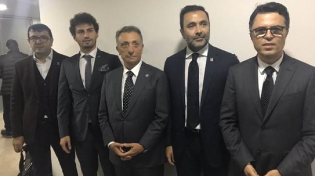 Beşiktaş başkan adaylarının listeleri