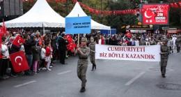 Çekmeköy'de Cumhuriyet Bayramı coşkusu