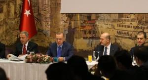 """Erdoğan""""Biz Kürtlere karşı değil PKK, PYD, YPG 'ye karşı operasyon yapıyoruz"""""""