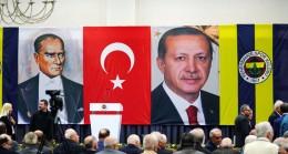 Erdoğan Fenerbahçe Yüksek Divan Kurulu toplantısına katılıyor