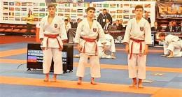 Gaziosmanpaşa Belediye Spor Kulübü Karatecileri, Dünya 3.'üsü oldu