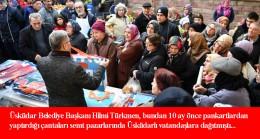 İBB Başkanı İmamoğlu, Başkan Hilmi Türkmen'i örnek aldı