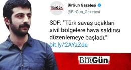 PKK sözcüsü Birgün'ün internet sorumlusu Hakan Demir gözaltına alındı