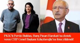 """PKK'lı Pervin Buldan, """"Sizin için İstanbul'dan aday göstermedik"""""""
