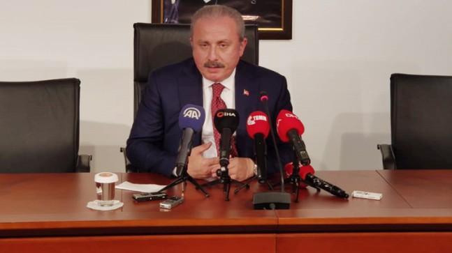 Şentop, HDP Milletvekilini kınadı