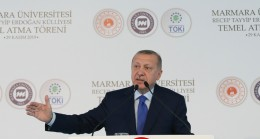"""Başkan Erdoğan, """"Önce sen kendi beyin ölümünü kontrol ettir"""""""