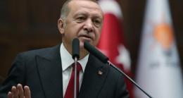 Başkan Erdoğan'ın o sözleri ayakta alkışlandı